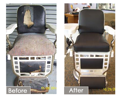 Period Pieces - Barber Chairs